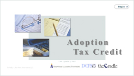 The Adoption Tax Credit Course