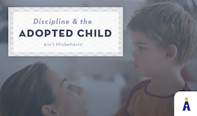 Discipline and the Adopted Child: Ain't Misbehavin'