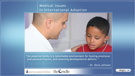 Medical Issues in International Adoption