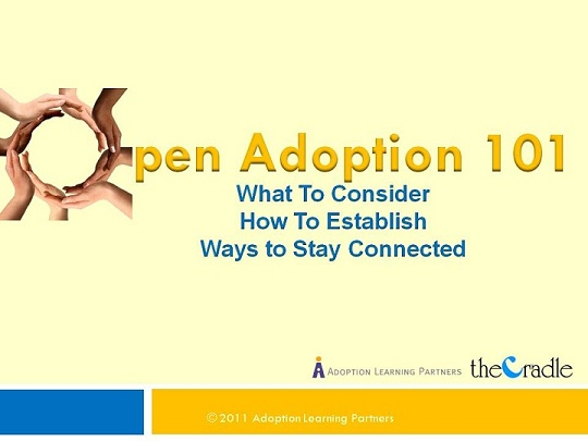 Open Adoption 101: What To Consider, How To Establish, And Ways To Stay Connected