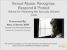 Sexual Abuse Presentation