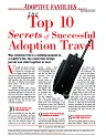 Ten Tips for Adoption Travel